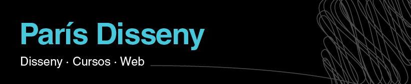Jordi Paris Royo. Diseñador gráfico. Reus. Tarragona. Cataluña. Diseño gráfico, diseño web, cursos informática. Identidad corporativa, editorial, publicidad exterior, grafica aplicada, packaging, PLV, retoque fotográfico digital.