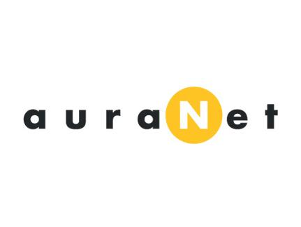 Marca Auranet Servicios de Internet. Reus.