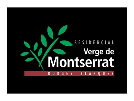 Marca Residencial Verge de Montserrat. Borges Blanques.