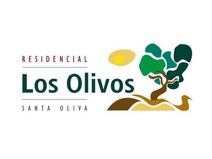 Marca Residencial los Olivos. Santa Oliva.
